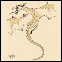 TheDragon by geci