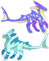 SHARKIE ADOPTS - 180pts by objectual