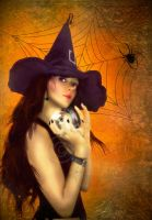 Witch Spell by Capricuario