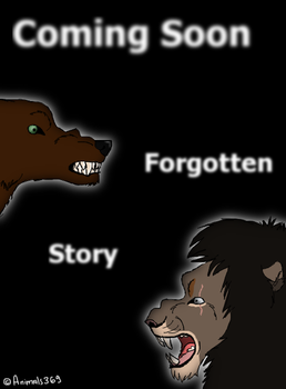 Forgotten Story Cover by Animals369