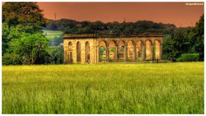 The Temple Of Nature HDR by DragonRichard
