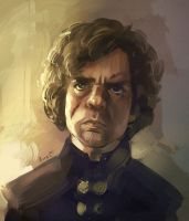 Tyrion Lannister by Annet-CAT