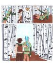 forest comic p2 by Mizumi28