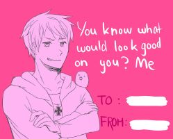 Prussia Valentines Card by lord-rav3n