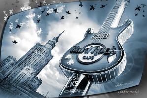 Hard Rock Cafe by hotonpictures