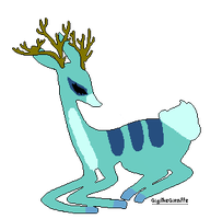 Deer Adopt #1 [10 POINTS] ~ OPEN by AmyLovesPenguins