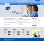 Quest Medical website by bluemp