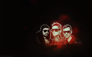 30 SECONDS TO MARS wallpaper 3 by GretaFromMARS
