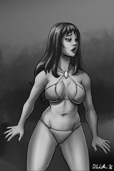 Teegra by EnigmaBerry
