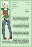 This is Josh by kittypretzels15