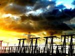 pylon gathering by DustMyLemonLies