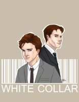 White Collar - Peter and Neal by ilmenhin