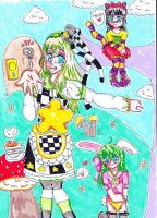 Contest: Chekkers gots the key for Wonderland by ItalianDream