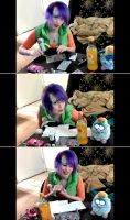 Make Makeup, Play with Furbies by Reitanna-Seishin