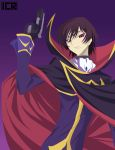Lelouch Lamperouge by ICR-427