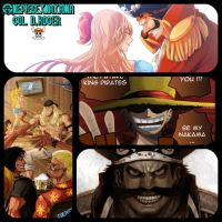 OnePiece - Gol D.Roger by OnePieceXNakama