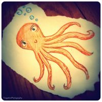 Octopus. by ForgottonPhotography