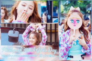 PHOTOPACK GILRS DAY #14 (MINAH) by byunce