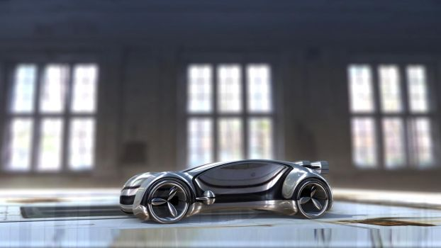 SpeedCar Concept by viperv6