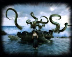 The Call of Cthulhu by husz