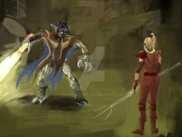 Legacy of Kain by ThagVictor