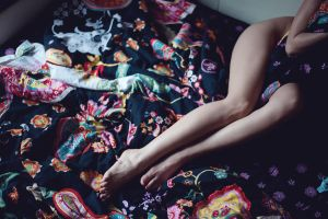 Morning legs by photochtoto