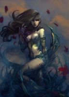 Witchblade wip by Alex0wens