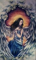 Angel by RemEmber395