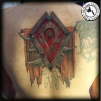For the Horde! by arturtattooart