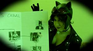 Catwoman - Caught On Camera by ASmilingMalice-on-DA