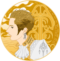 Balthier Emblem by trestaure