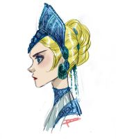 Her Majesty Elsa by oasiswinds