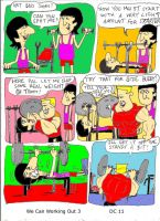 We Can Working Out 3 by dgc1