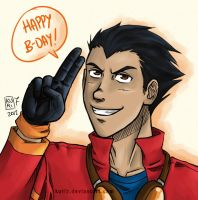 GR - Happy B-Day! by kuri7