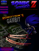 Sonic the Hedgehog Z Issue 9 FULL COMIC PDF by CCI545