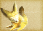 Fennecy by DredaSM