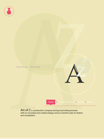 A of Z Circle by BlueCato