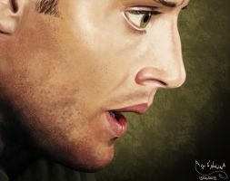 Dean Winchester by BridgeToNeverland