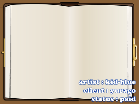 book by kid-blue