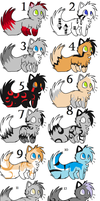 Kitty point adopts by Icey-adopts