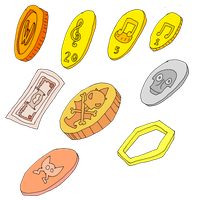 Isle O'Hags Currencies by mortimermcmirestinks
