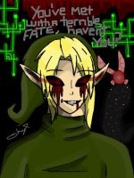 BEN Drowned by Lightfire21