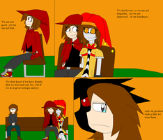Personality makes person by DaxterBoyAwesome