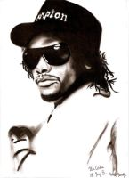 Eazy E by bloodyevilfairy