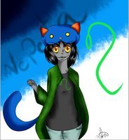 Nepeta by Chew-Chan