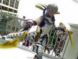 Katsucon 2-15-14:Haseo Xth form by TokyoGeist
