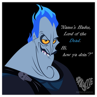 7. Hades by shayfifearts