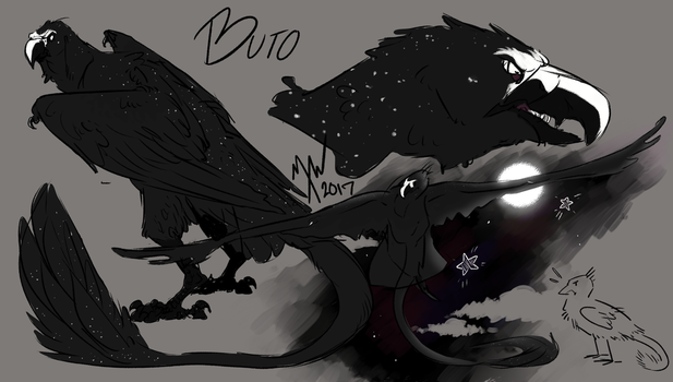Buto by PapaOki