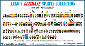 Ultimate Mini Collection by Lekonua