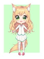 Rafle price (chibi) :Rosa by chechoski